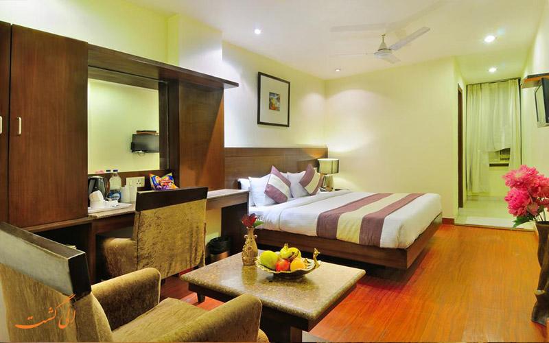 اتاق در هتل د راج دهلی