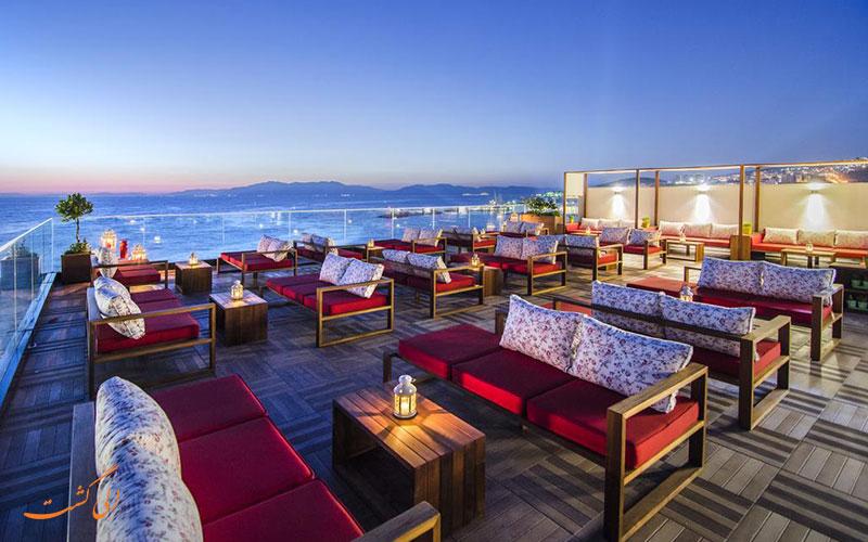 هتل ایلایدا آوانتگارد کوش آداسی | رستوران