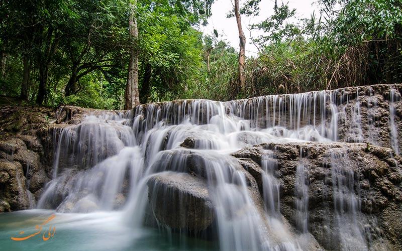 آبشارهای کوانگ سی