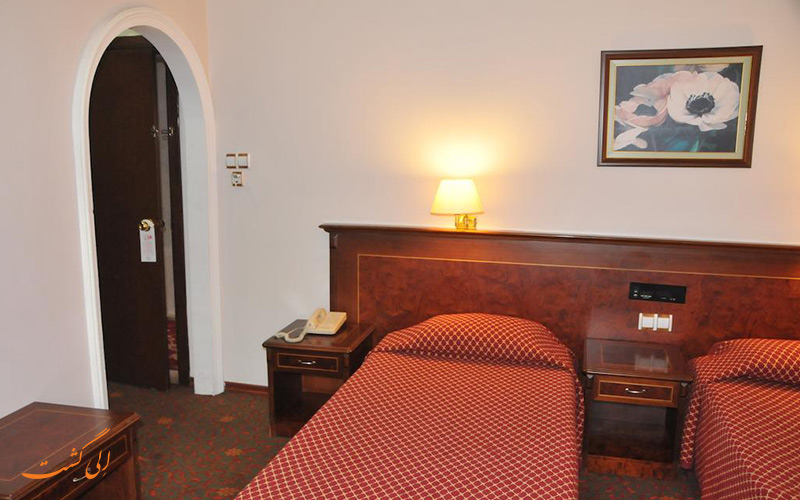هتل اوزیلهان آنکارا | اتاق تویین