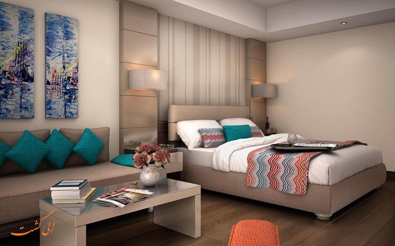 اتاق در هتل آریا کلاروس کوش آداسی