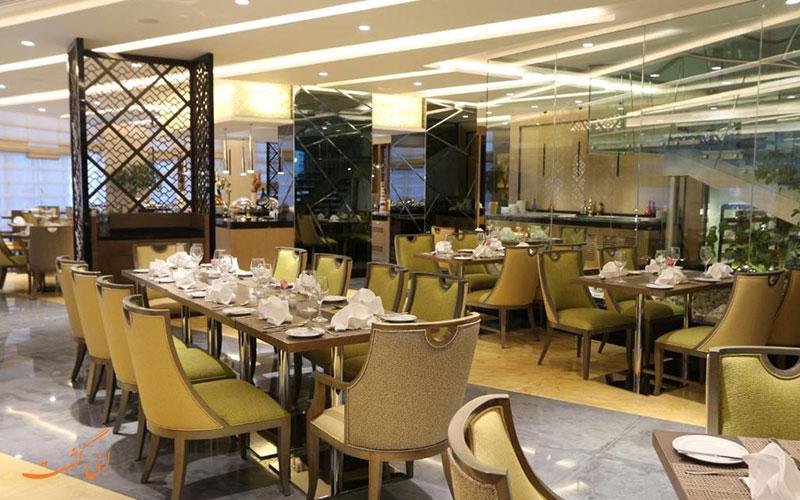 هتل سامایا دیره دبی | رستوران