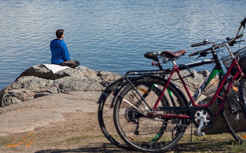 دوچرخه سواری در استکهلم