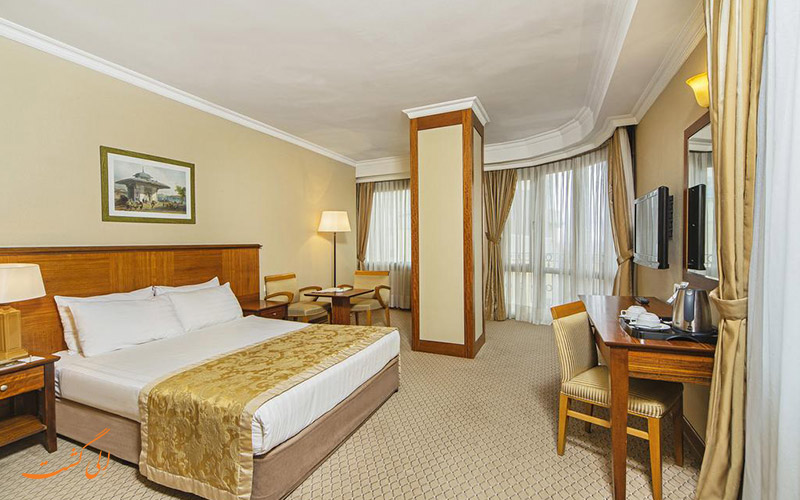 هتل گرند اوزتانیک استانبول |  اتاق دبل