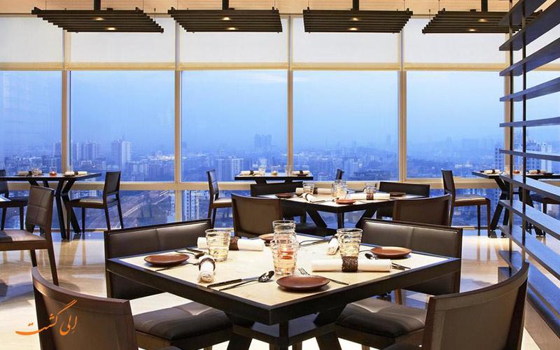 هتل وستین مومبای گاردن سیتی   رستوران