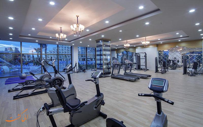 هتل زافیرا دلوکس آلانیا | باشگاه