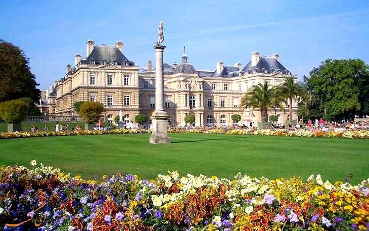 باغ لوکزامبورگ در پاریس