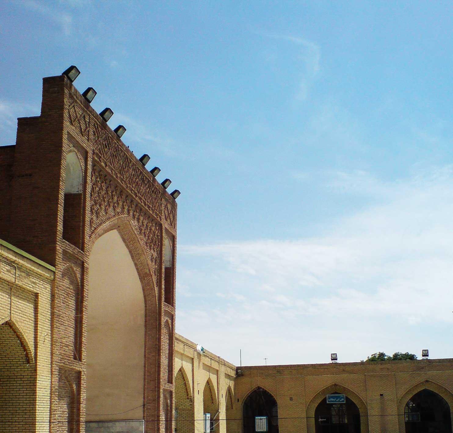 مسجد جامع نیشابور