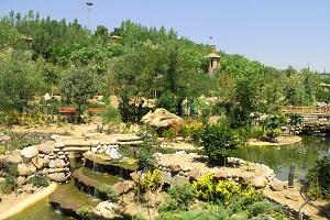 باغ پرندگان تهران - الی گشت