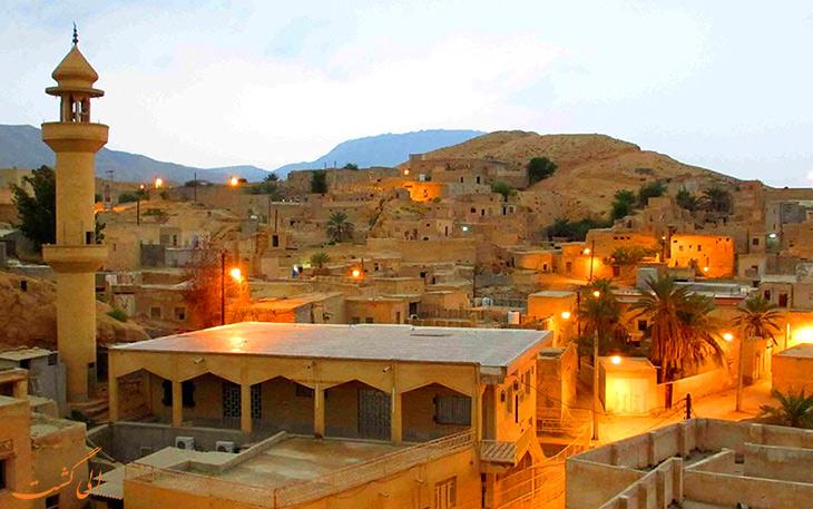 روستای کهتویه در هرمزگان