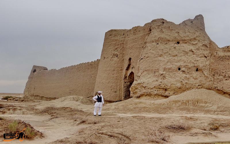 قلعه رستم سیستان