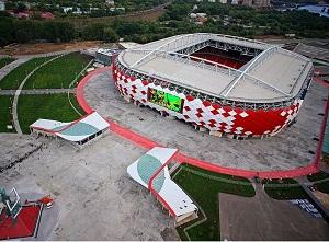 ورزشگاه های میزبان جام جهانی - الی گشت