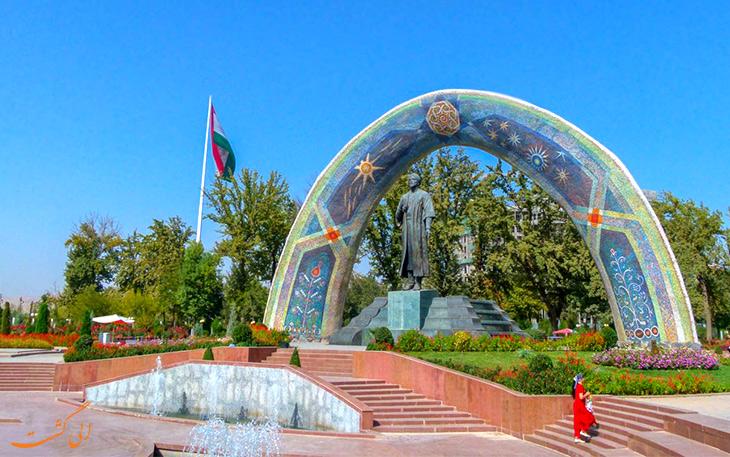 راهنمای سفر به دوشنبه در تاجیکستان