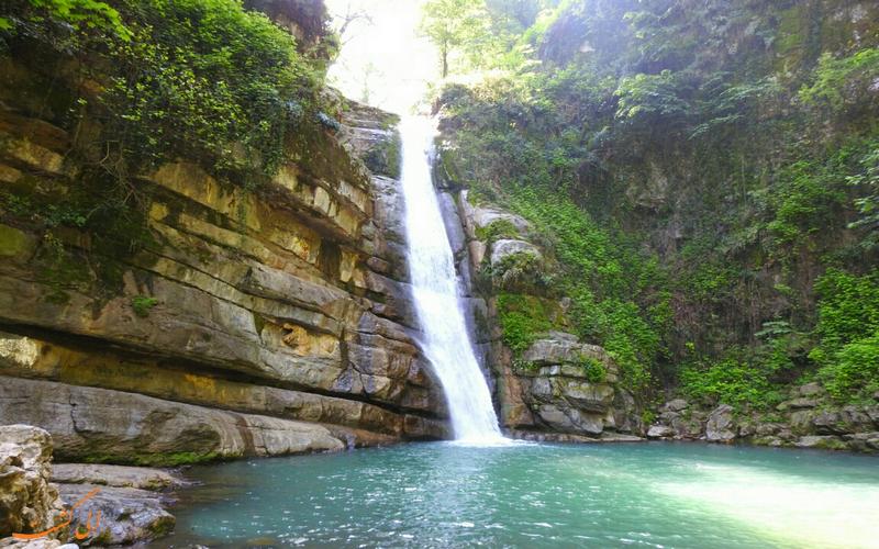 آبشارهای شیرآباد
