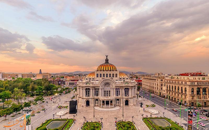 مهاجرت کاری به مکزیک
