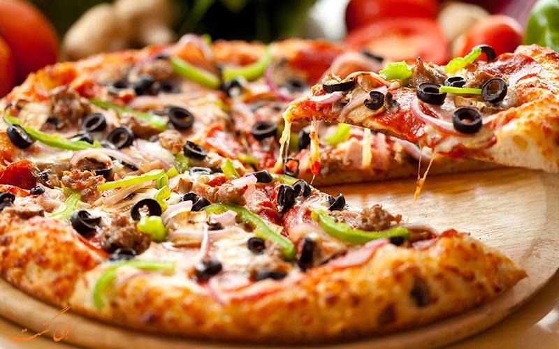 معروف ترین پیتزاهای دنیا