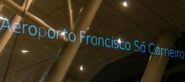 فرودگاه بین المللی پورتو