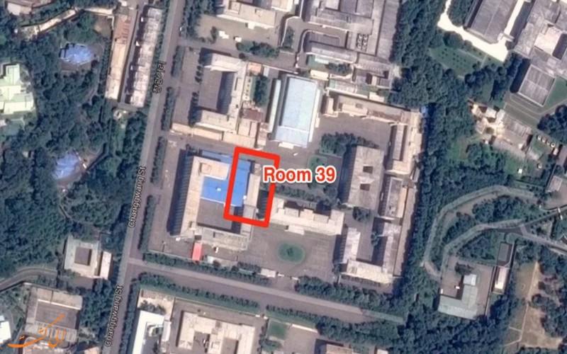 اتاق شماره 39