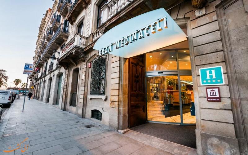 هتل مدیناسلی در بارسلونا