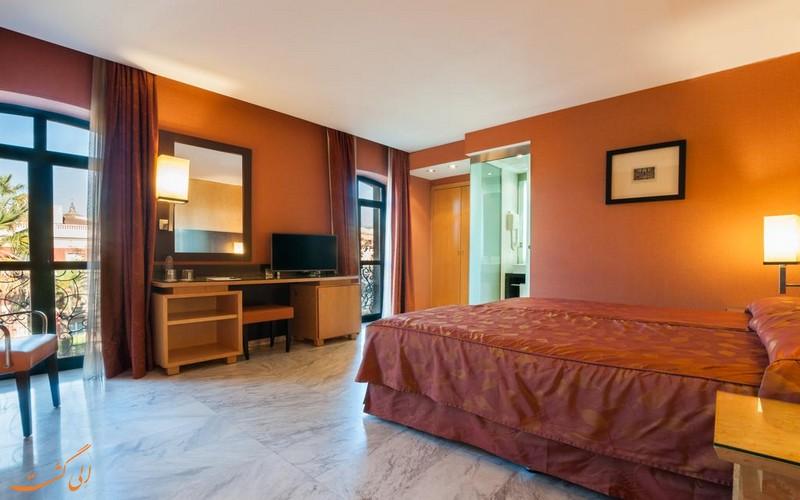 هتل 4 ستاره مدیناسلی