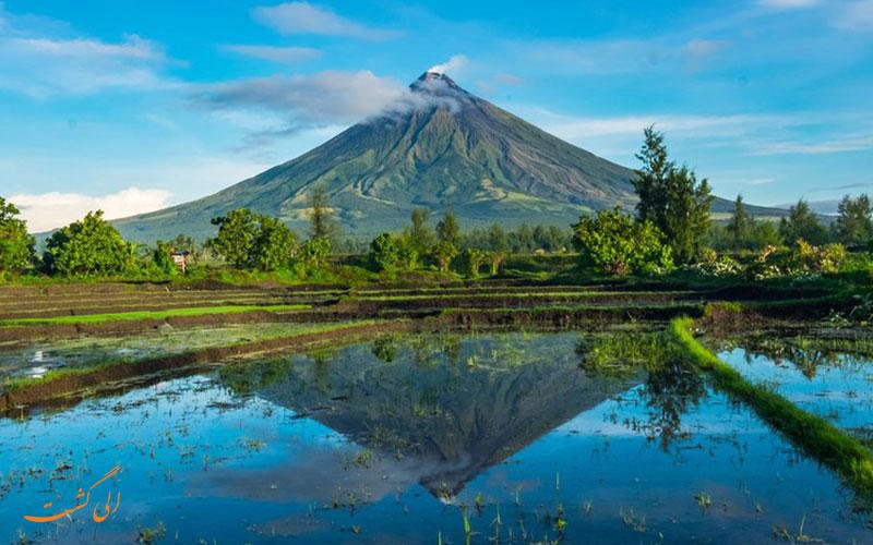 کوه مایون وولکانو