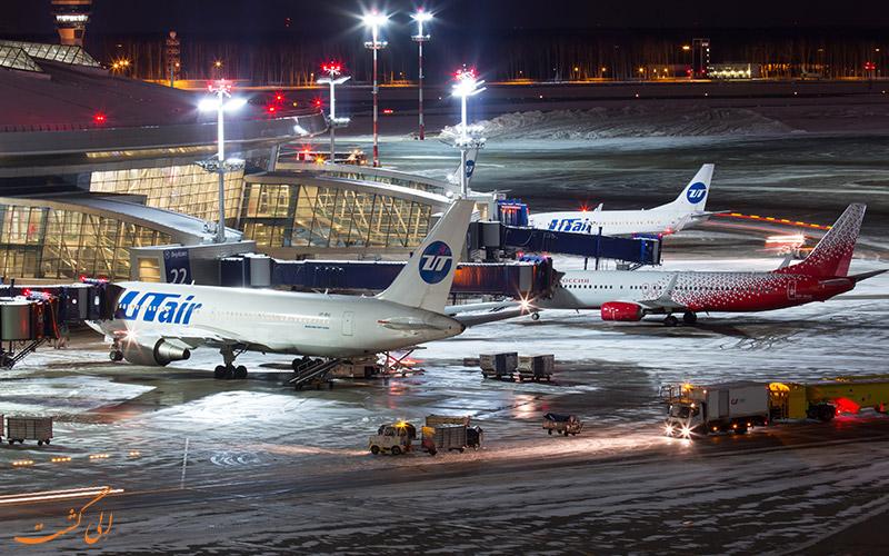 معرفی فرودگاه بین المللی ونوکووا