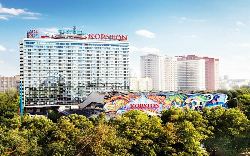 هتل 4 ستاره کورستون