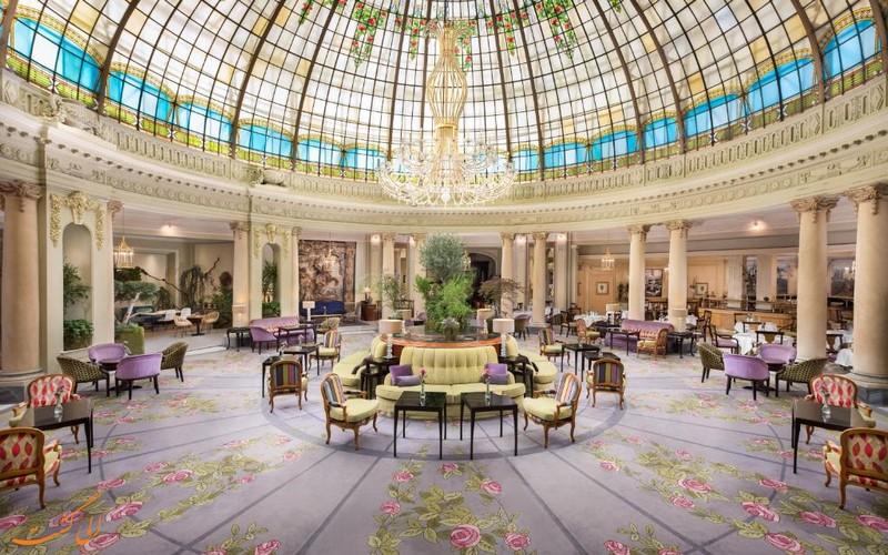 هتل وستین پالاس در مادرید