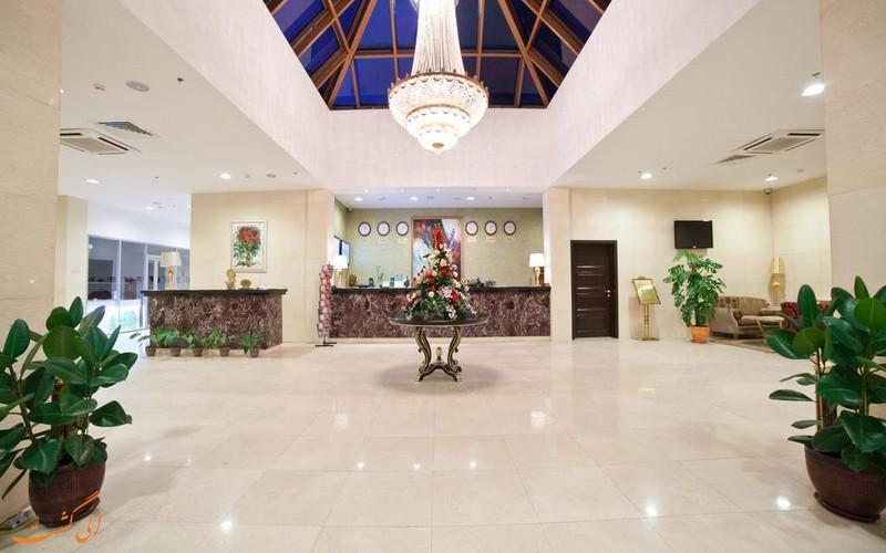 هتل آلیانس گرینوود در مسکو