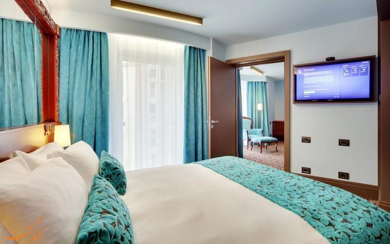 هتل دومینا سنت پترزبورگ