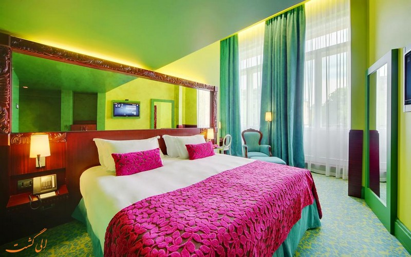 هتل دومینا در سنت پترزبورگ