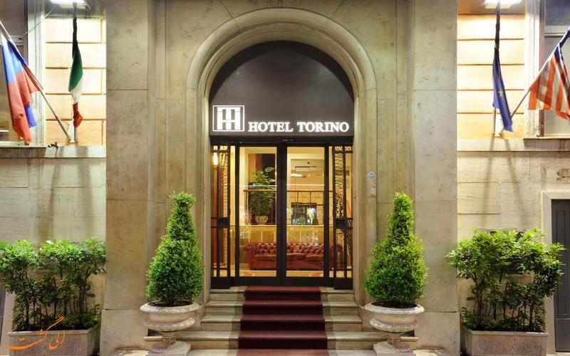 هتل 4 ستاره تورینو