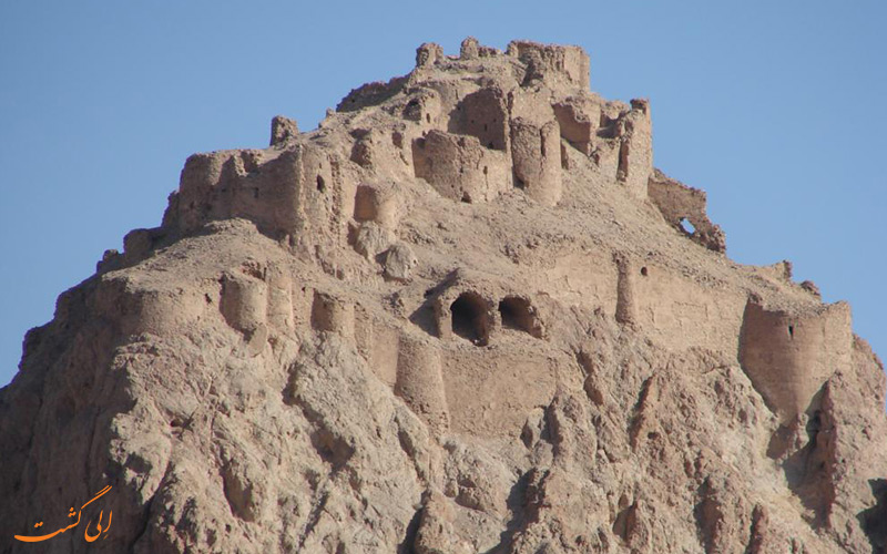 پیشینه قلعه