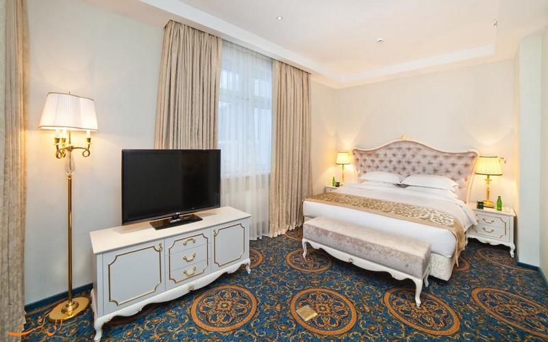 هتل 4 ستاره آلیانس گرینوود