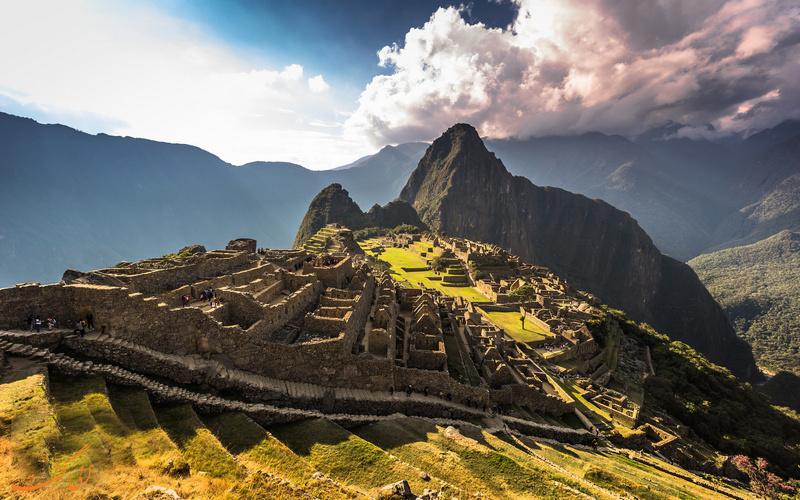 تمدن اینکان ها در پرو