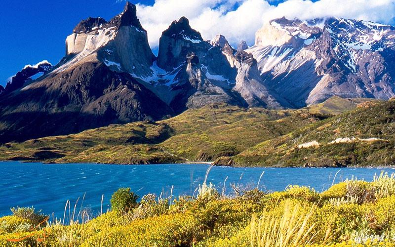 طبیعت زیبای شیلی