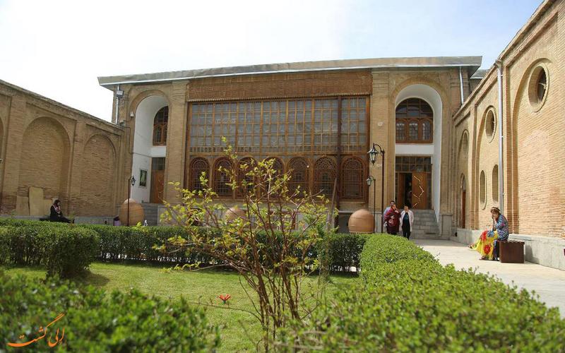 موزه سنندج - عمارت سالار سعید