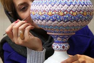 روز جهانی صنایع دستی - الی گشت
