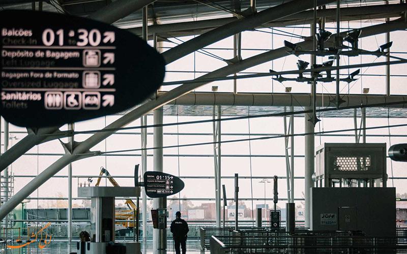 اطلاعات فرودگاه بین المللی پورتو