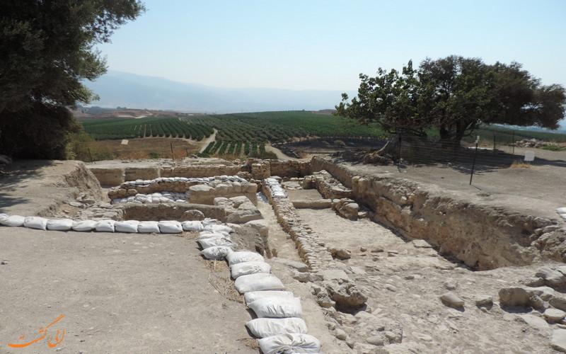 شهر باستانی آبل بث ماکاه