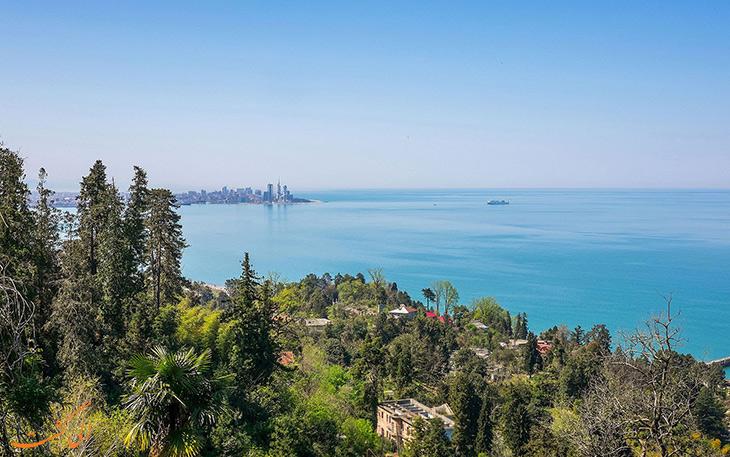 سواحل کشور گرجستان