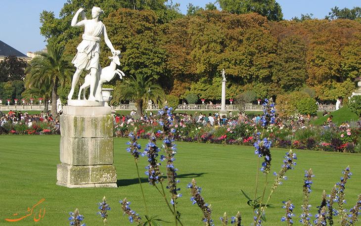 باغ معروف در پاریس