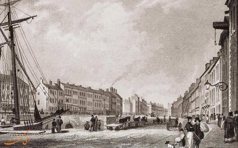 عکس قدیم بلفاست