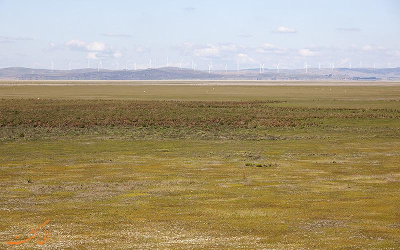 دریاچه جورج در استرالیا