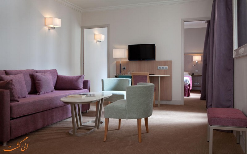 هتل کرونا اپرا در پاریس