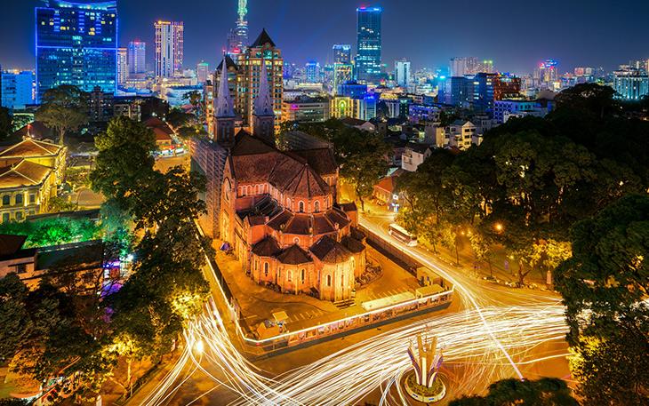 راهنمای سفارت ویتنام
