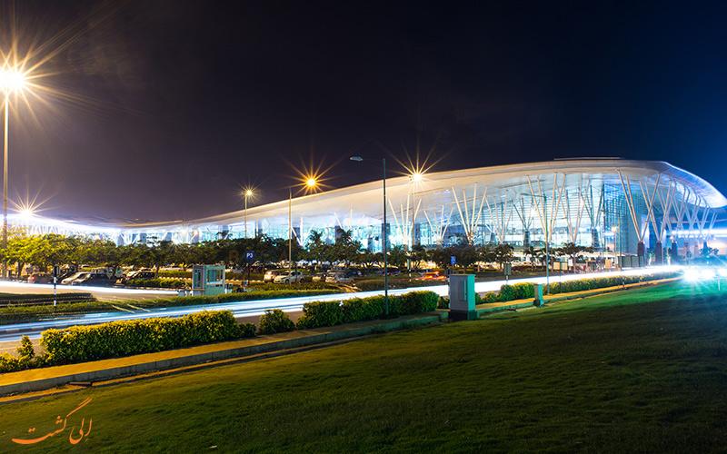 اطلاعات فرودگاه بین المللی بنگلور