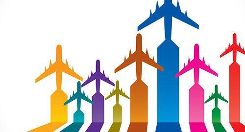 هواپیماها باید چه رنگی باشند؟