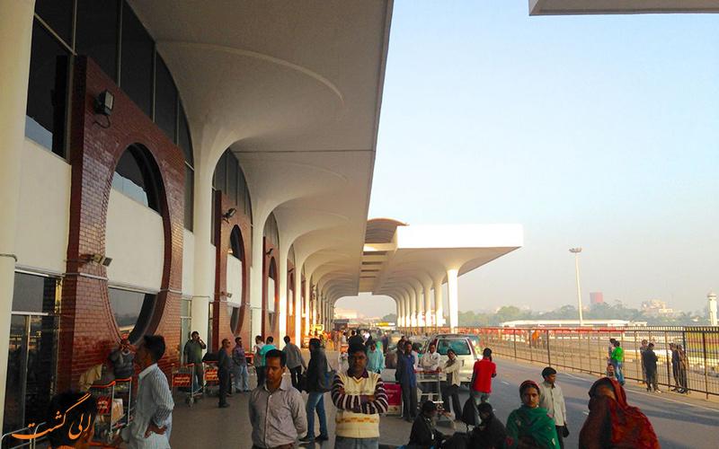 معرفی فرودگاه بین المللی داکا