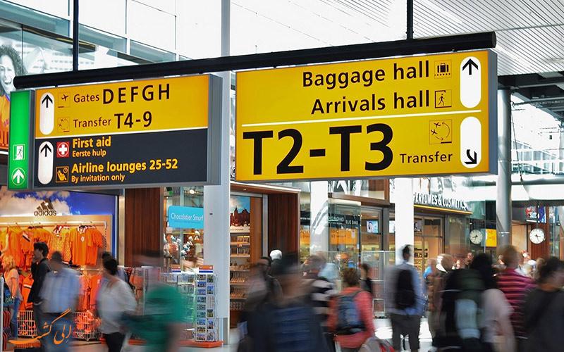 راه های دسترسی به فرودگاه بین المللی پلوودوف